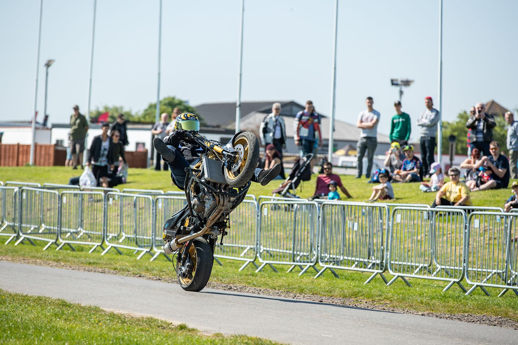 Two Brothers Racing Stunt Team
