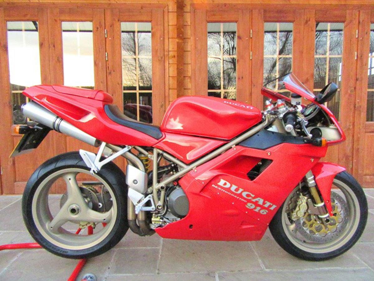 Ducati 916 for sale