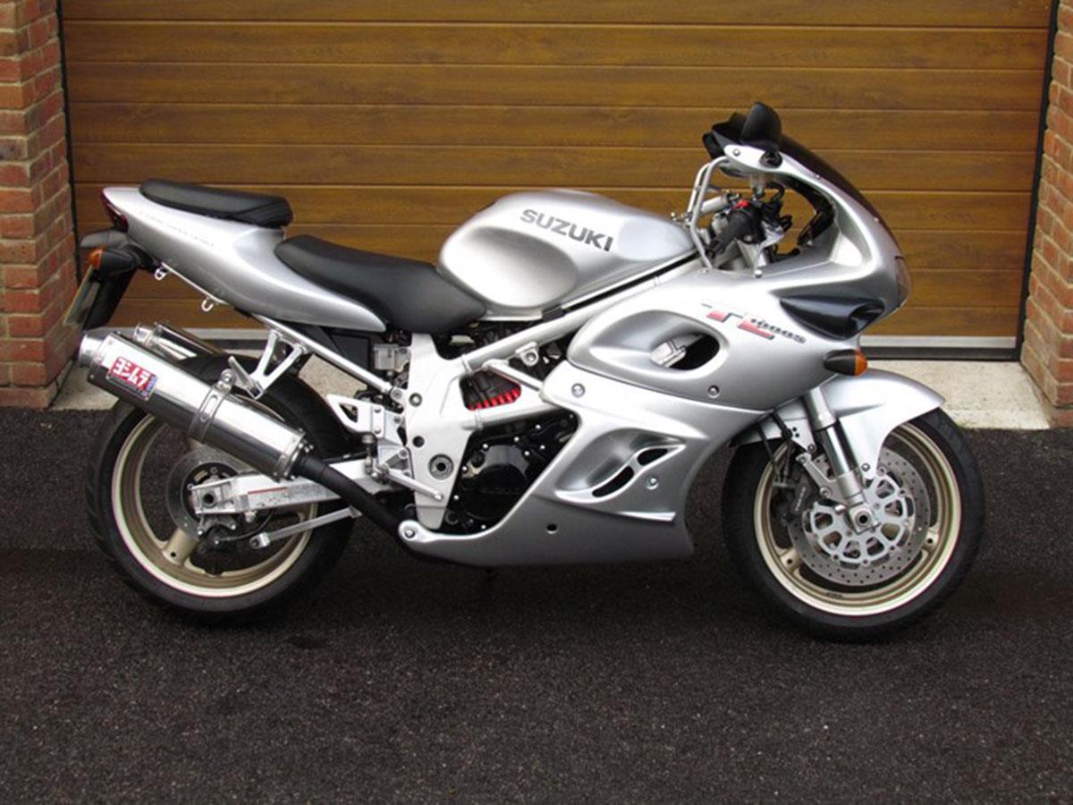 Suzuki TL1000S for sale