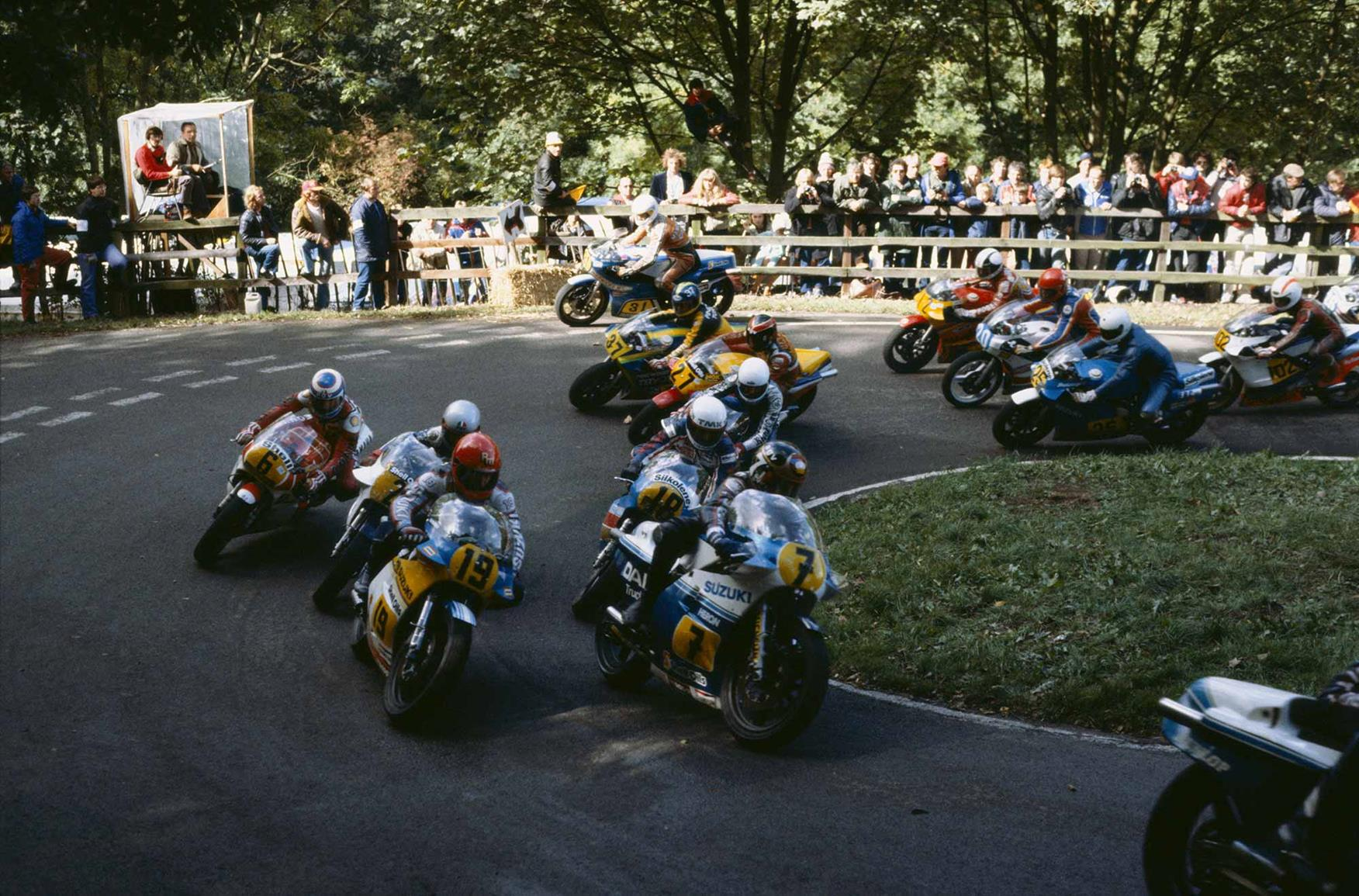 Oliver's Mount action from 1984