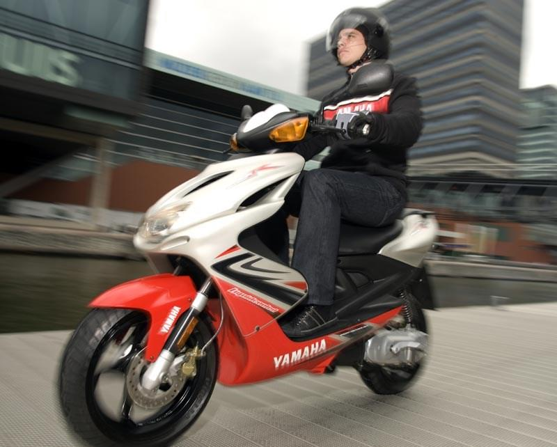 Yamaha Aerox | Specs, Reviews & Bikes for Sale | MCN