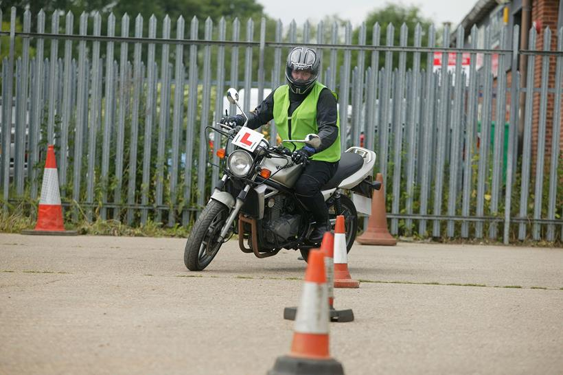 Passing your A2 motorbike licence