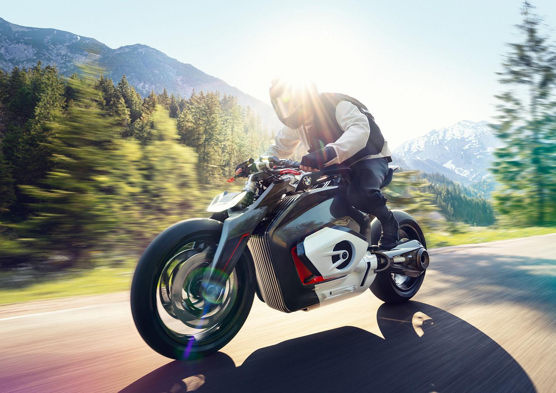Khái niệm BMW Vision DC Roadster