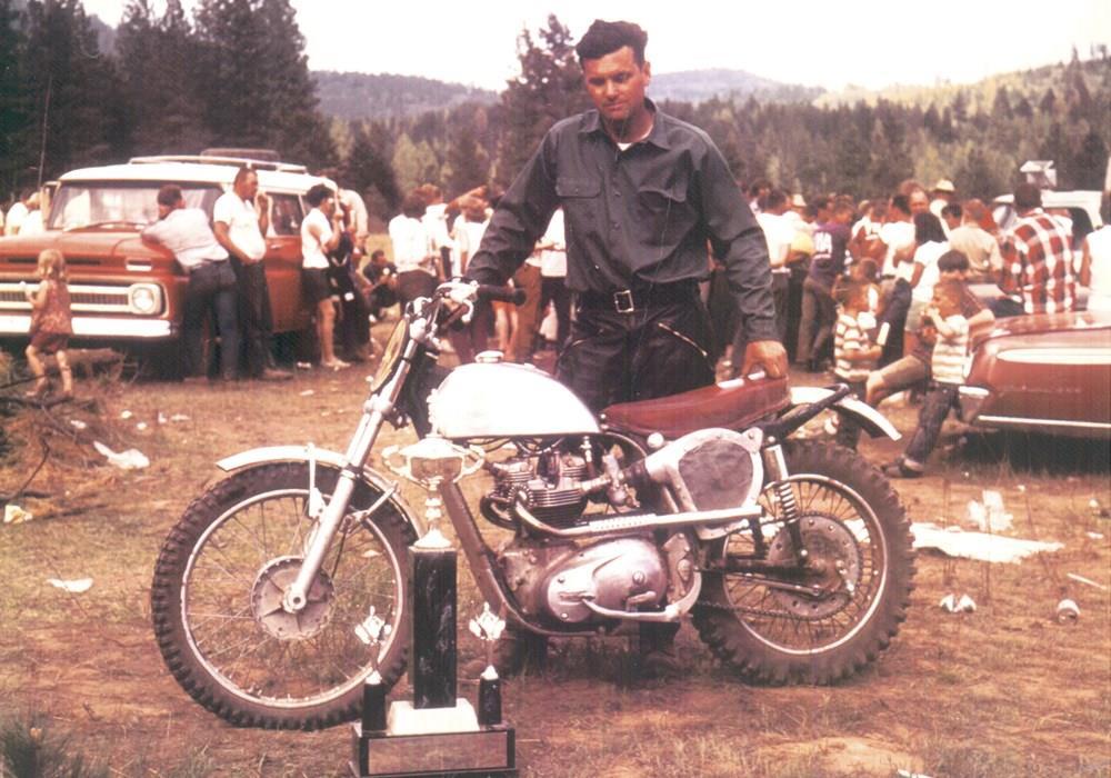 The Great Escape stuntman Bud Ekins