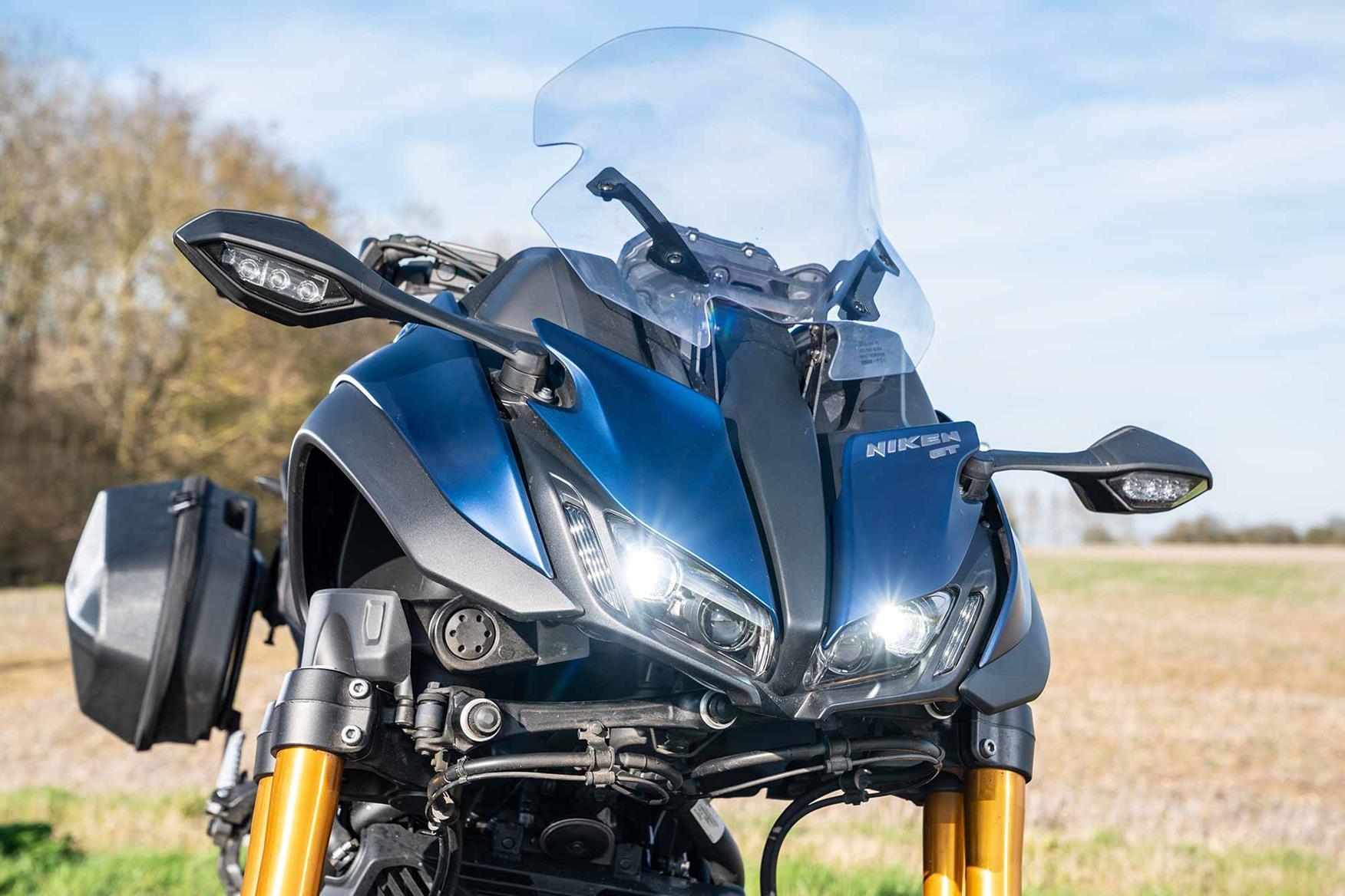 Yamaha Niken Gt 2019 On Review