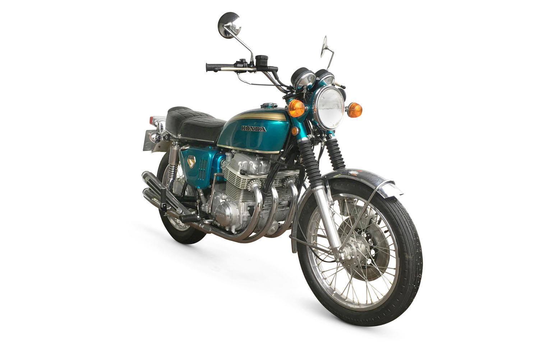 'Sandcast' Honda CB750