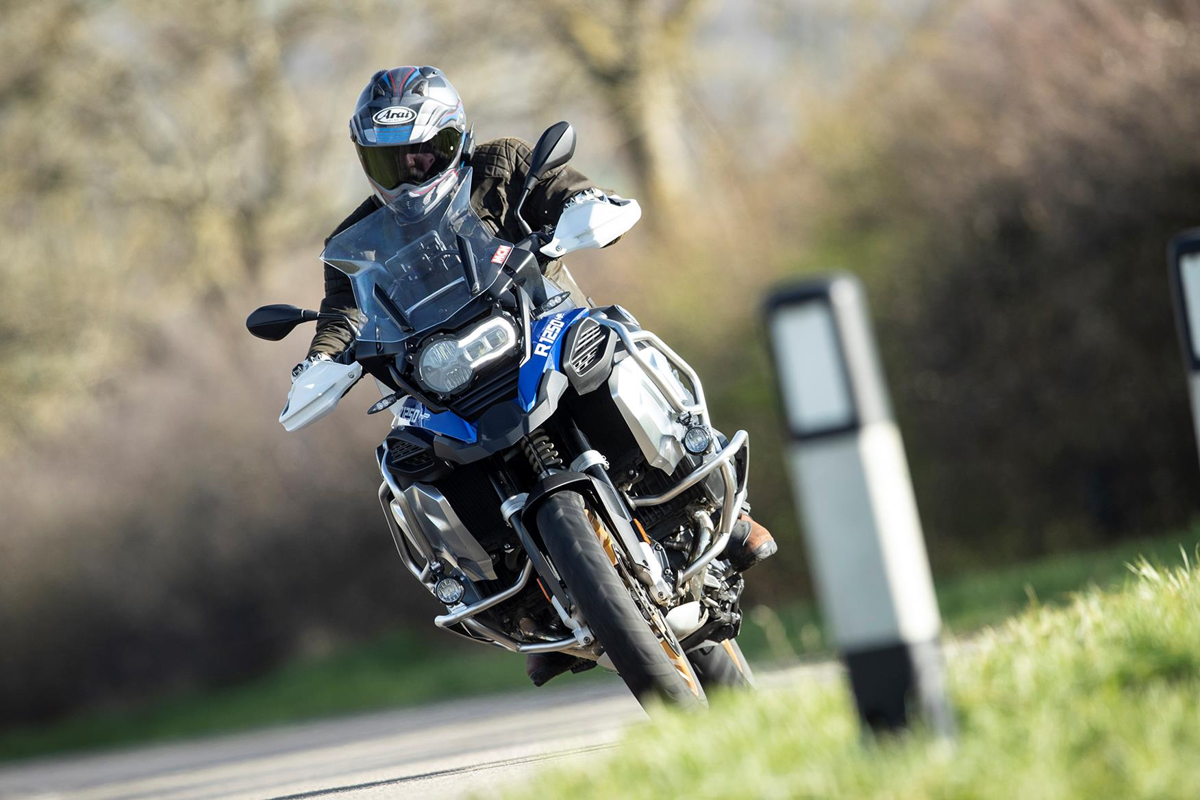 Riding the BMW R1250GS Adventure