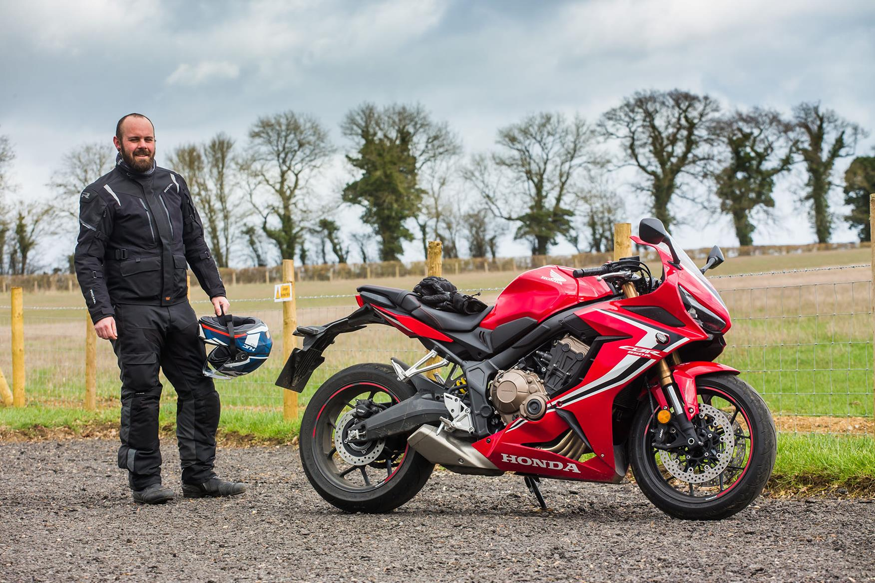 Getting to know the Honda CBR650R