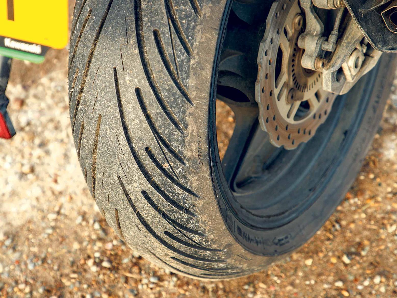Avon Spirit ST tyres