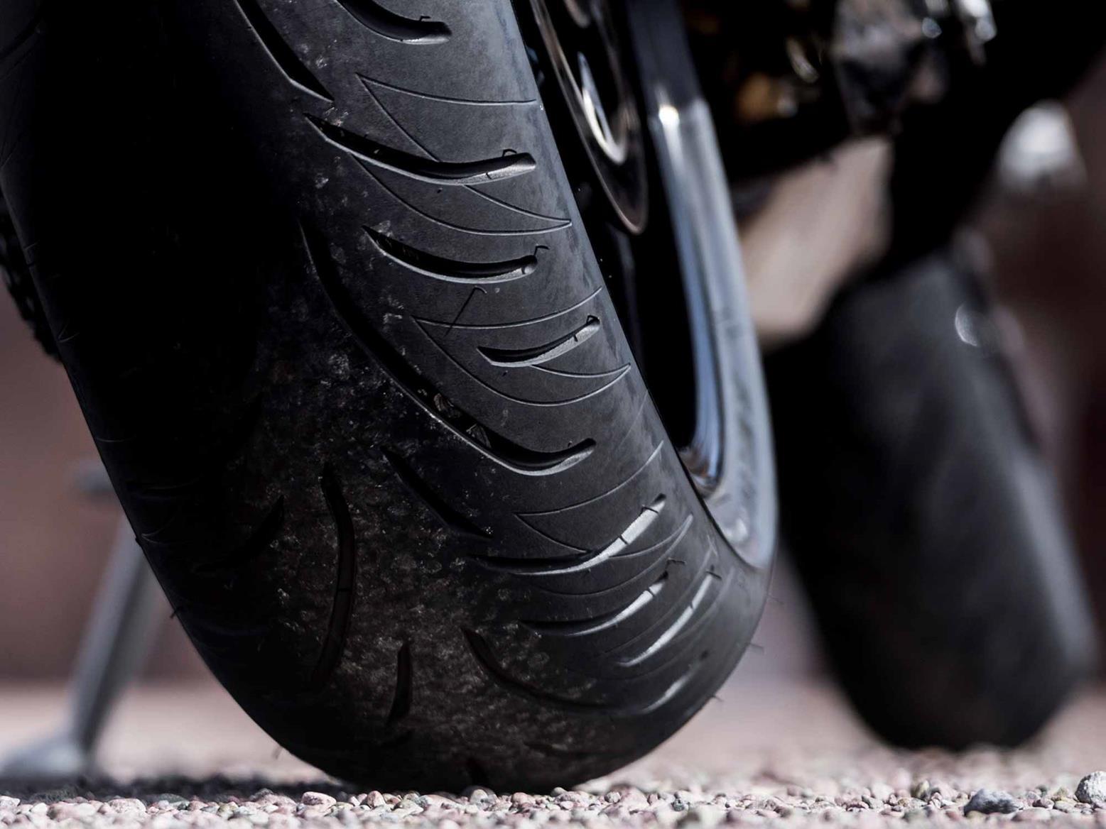 Bridgestone Battlax T31 tyre