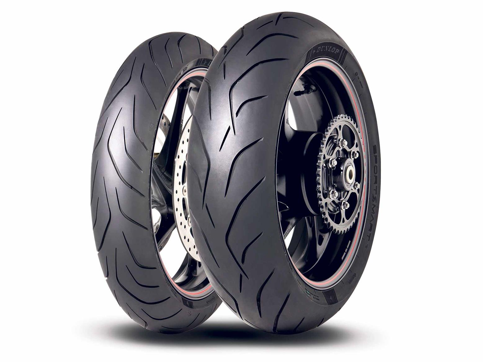 Dunlop SportSmart Mk3 tyres