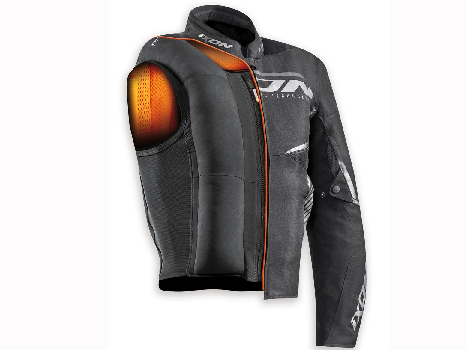 Ixon airbag suit with jacket