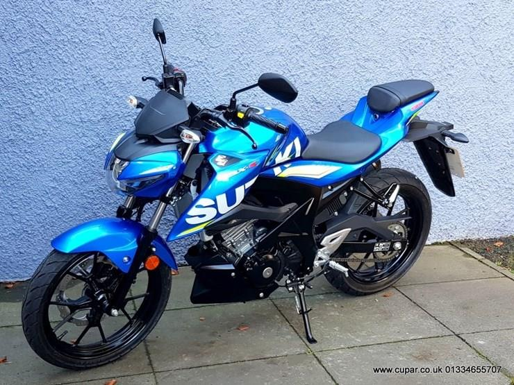 Suzuki GSX-S125 for sale