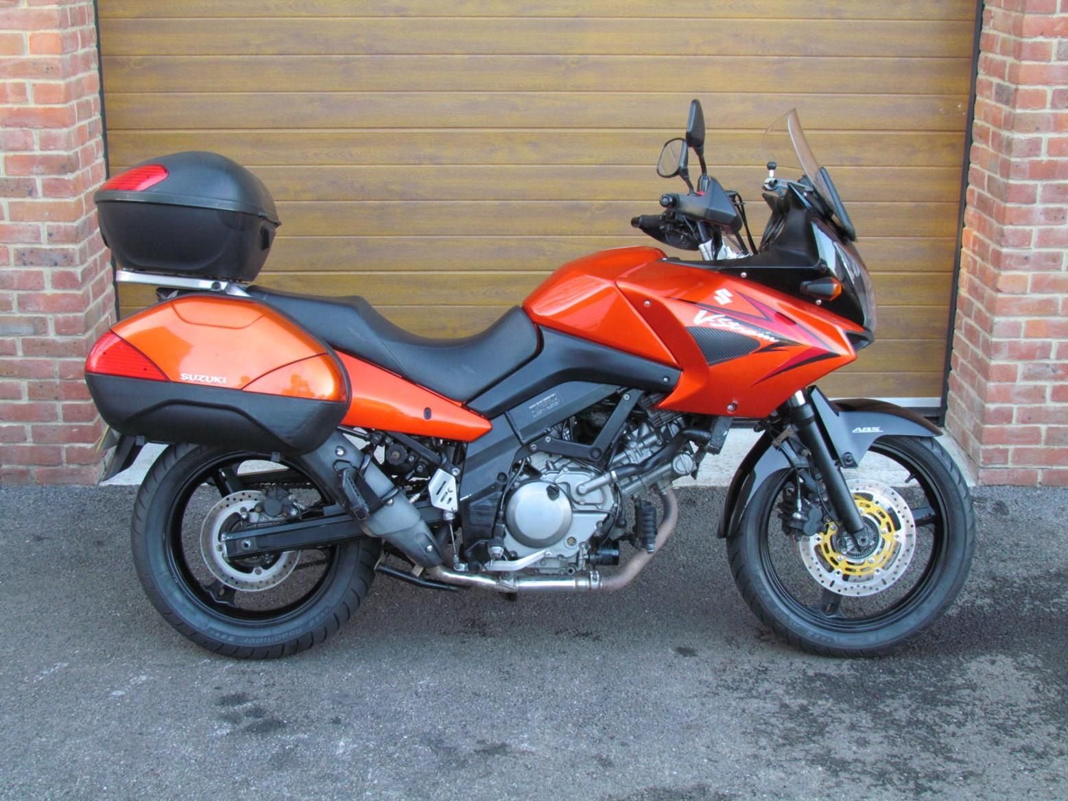 Suzuki DL650 V-Strom for sale