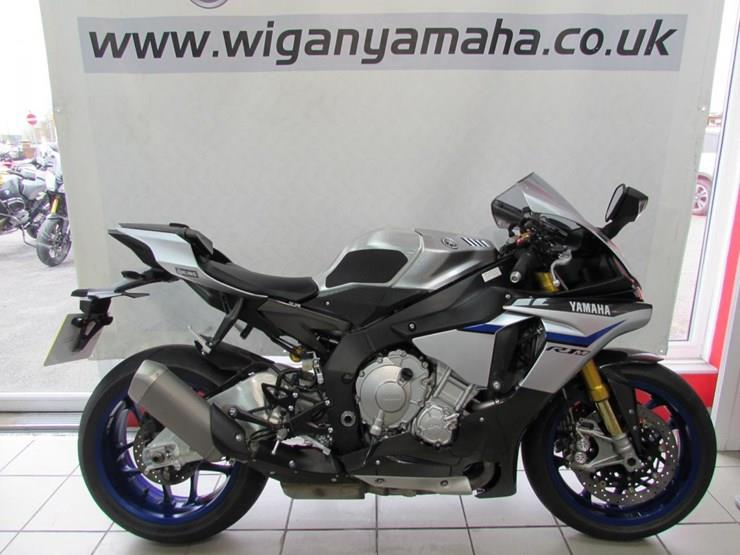 Yamaha R1M for sale