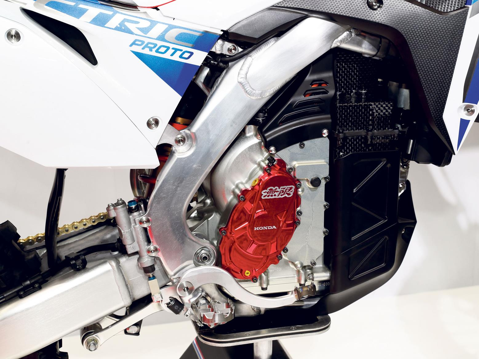 Honda CR-E electric motor