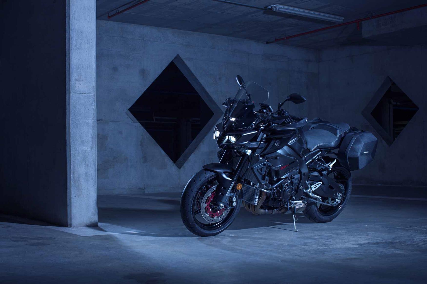 Yamaha MT-10 Touring