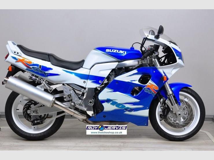 Suzuki GSX-R1100 for sale