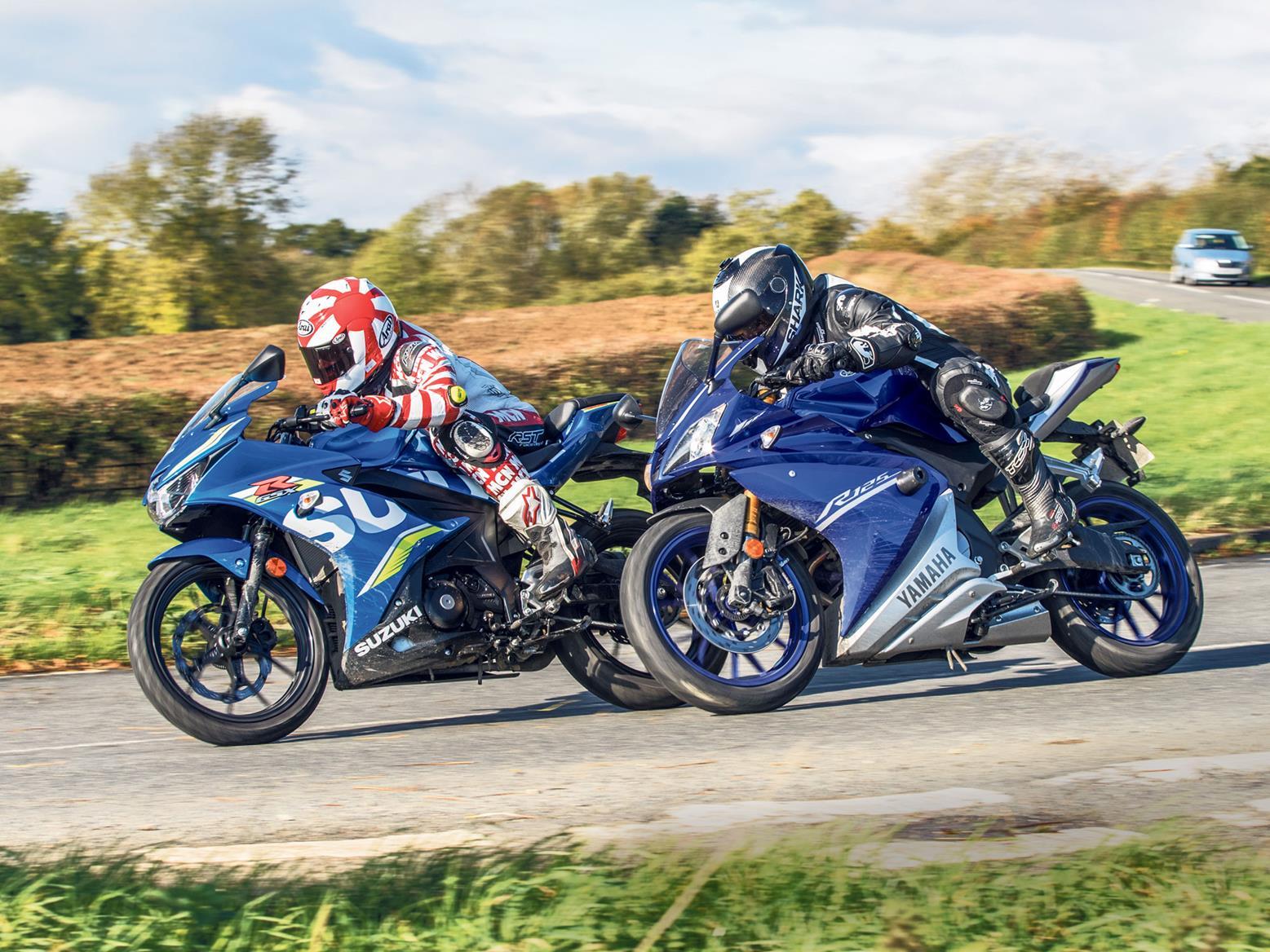 Best 125cc motorbikes