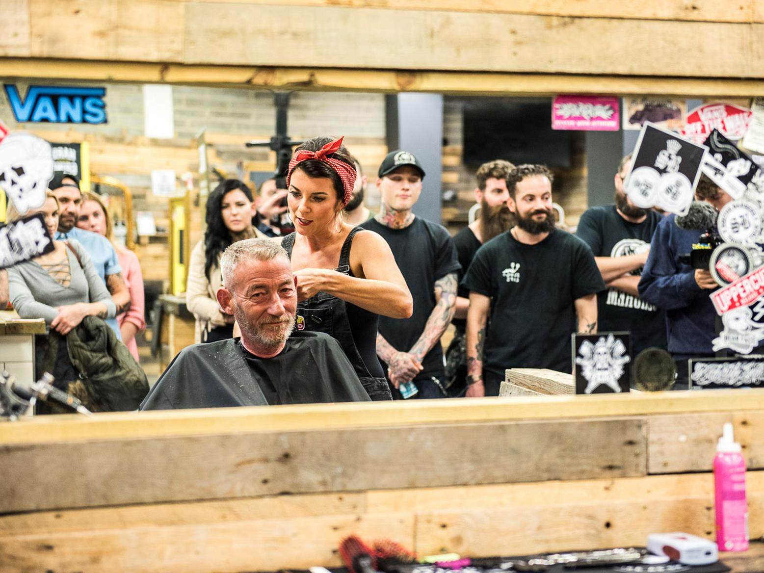 BarbersRide kicks off in Liverpool on August 10
