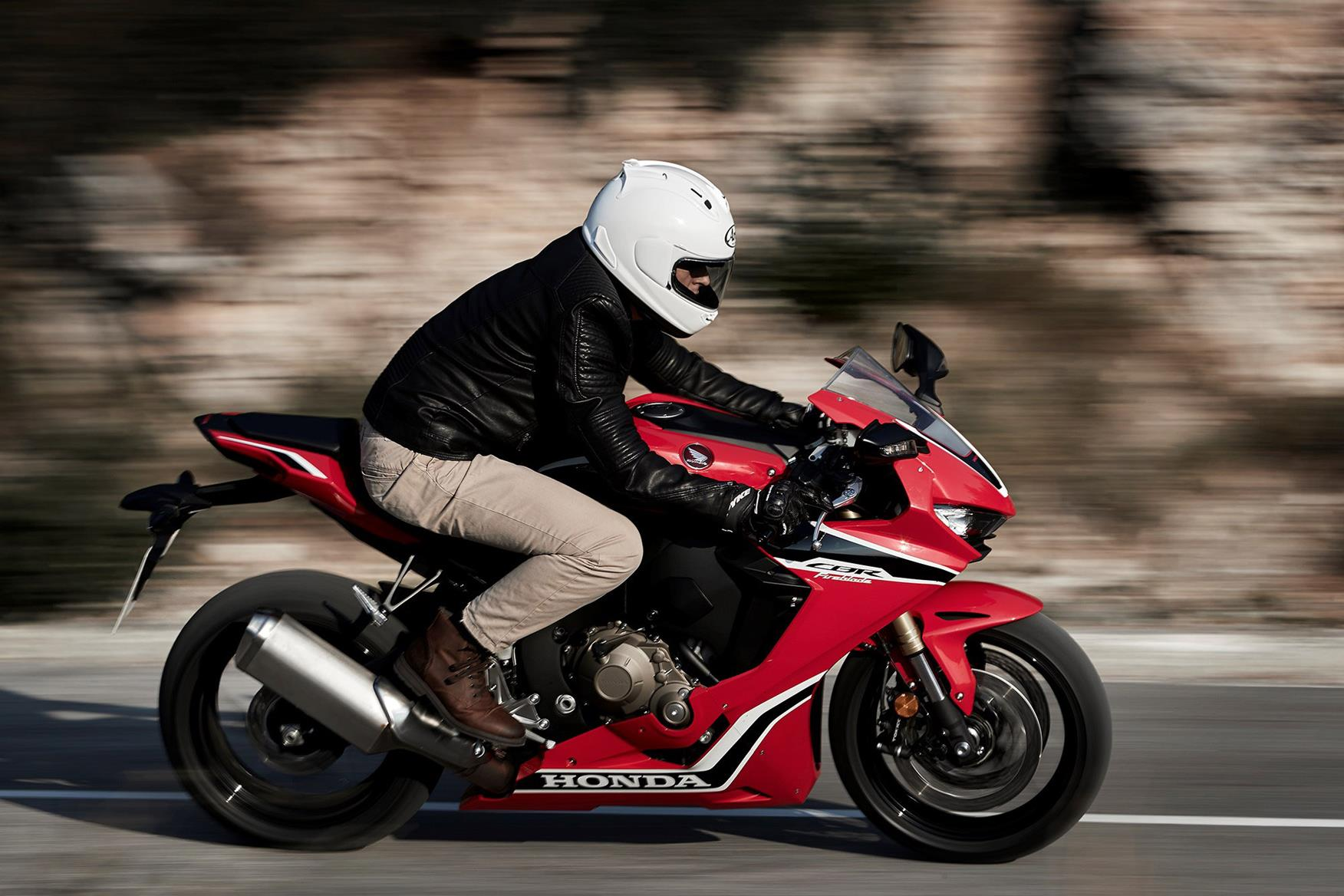Honda's Fireblade makes a great new or used buy