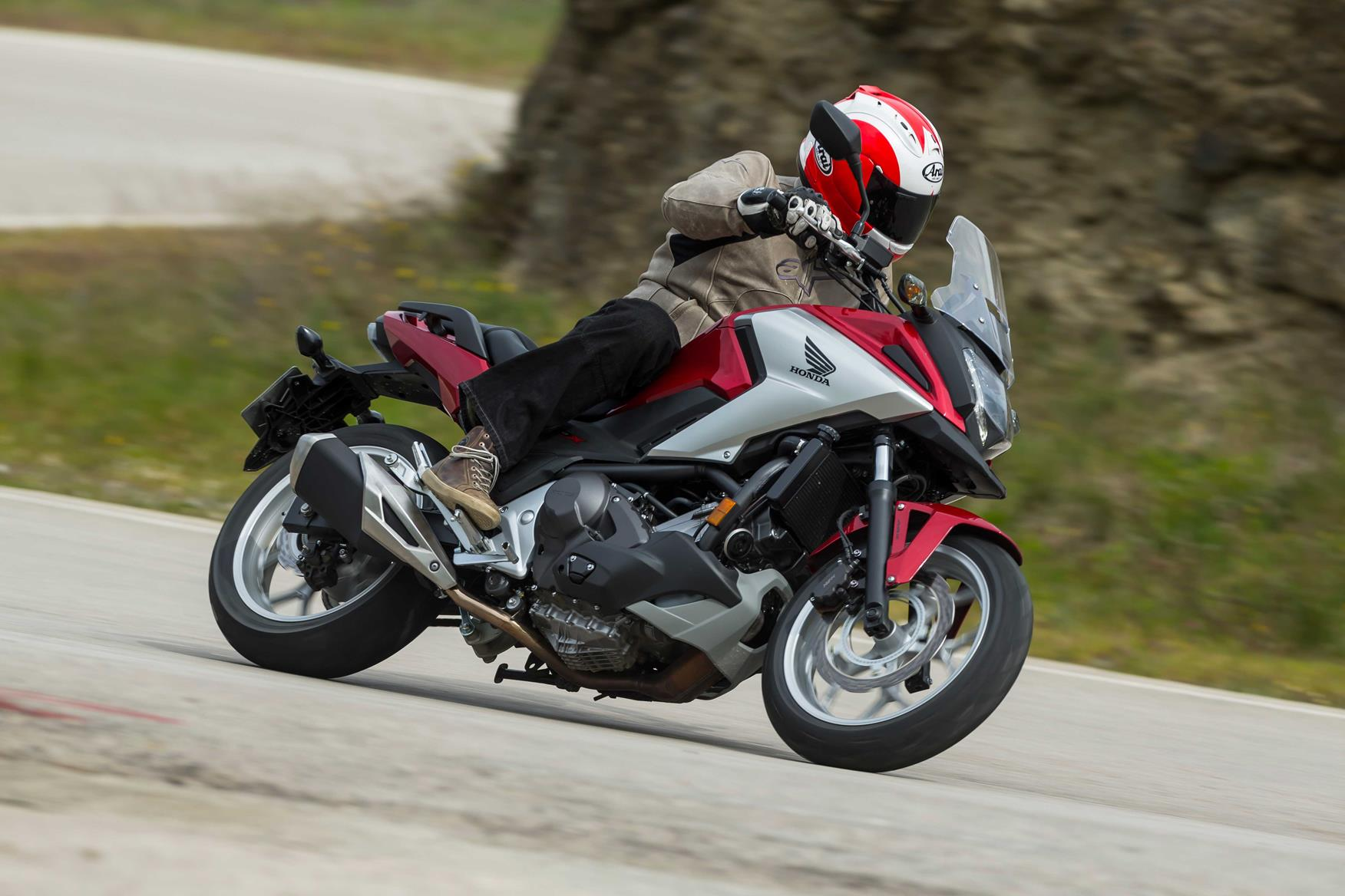 Honda BC750X DCT may appear dull but it's an utterly brilliant all-rounder