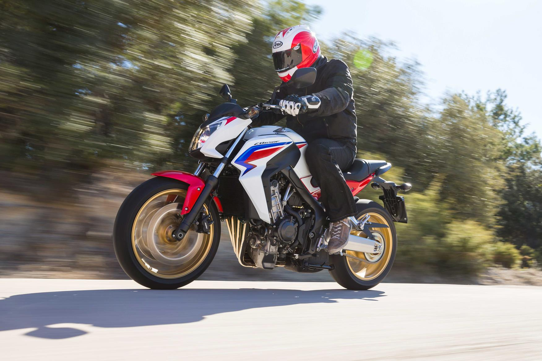 Honda's CB650F is a great bike at a great price