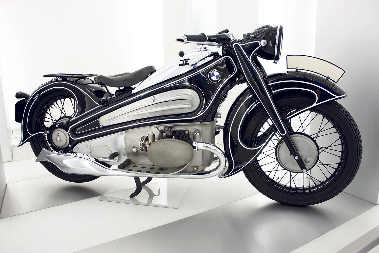 Original BMW R7 concept