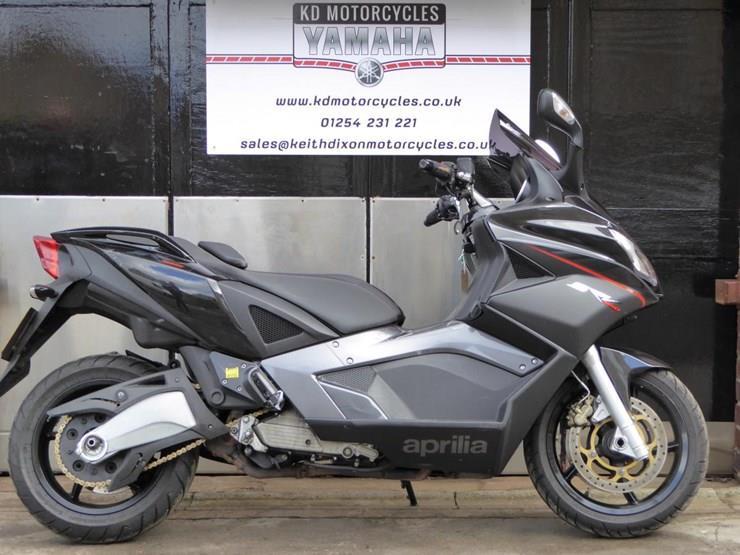 Aprilia SRV850 for sale