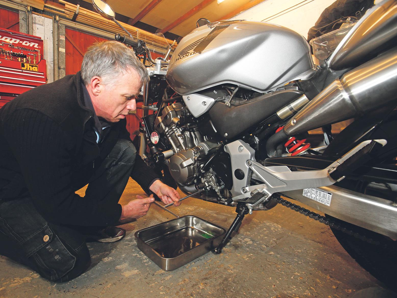 If your motor is gurgling you could have a coolant issue