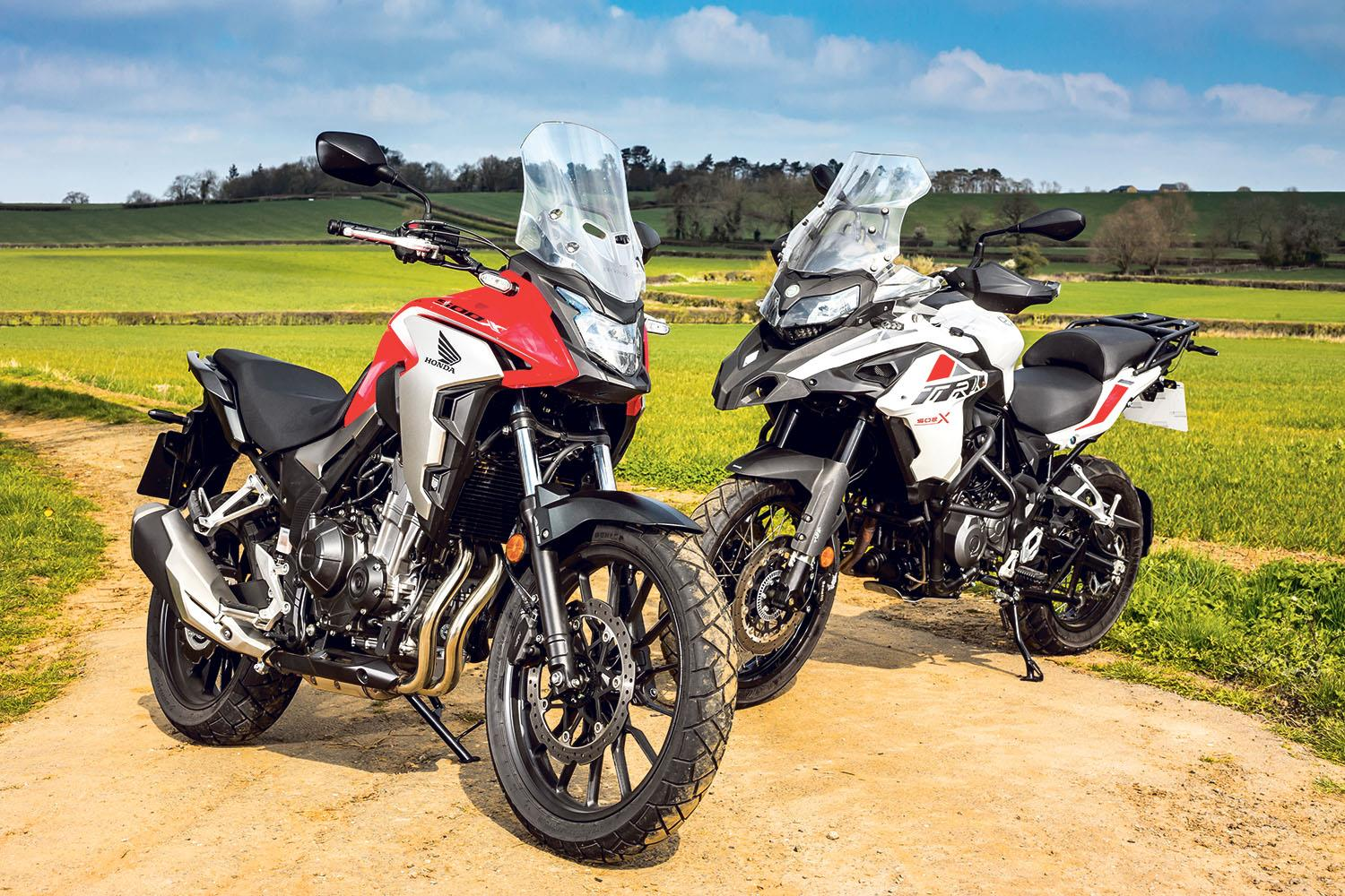 The Benelli impressed us up against the Honda CB500X