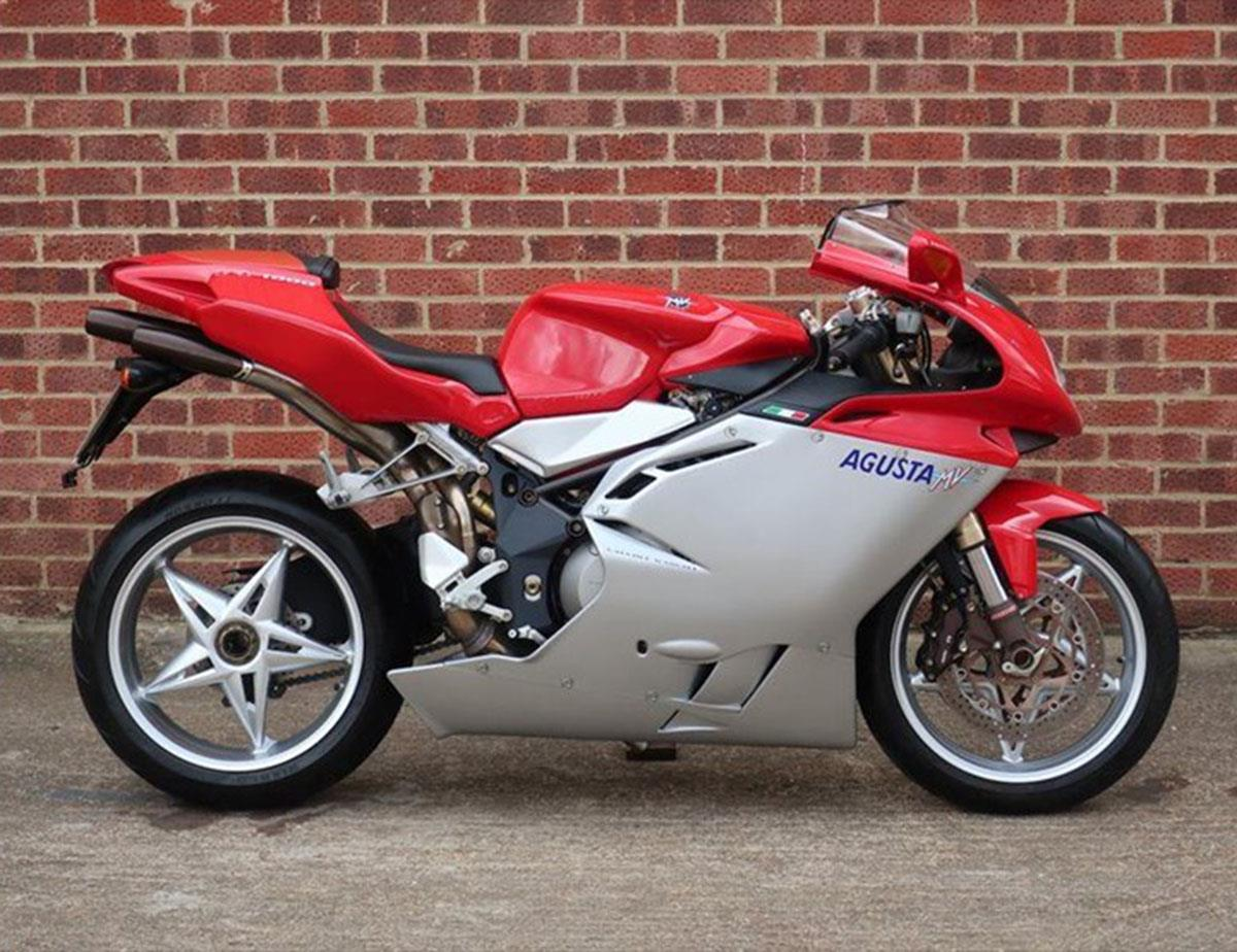 MV Agusta F4 1000 for sale