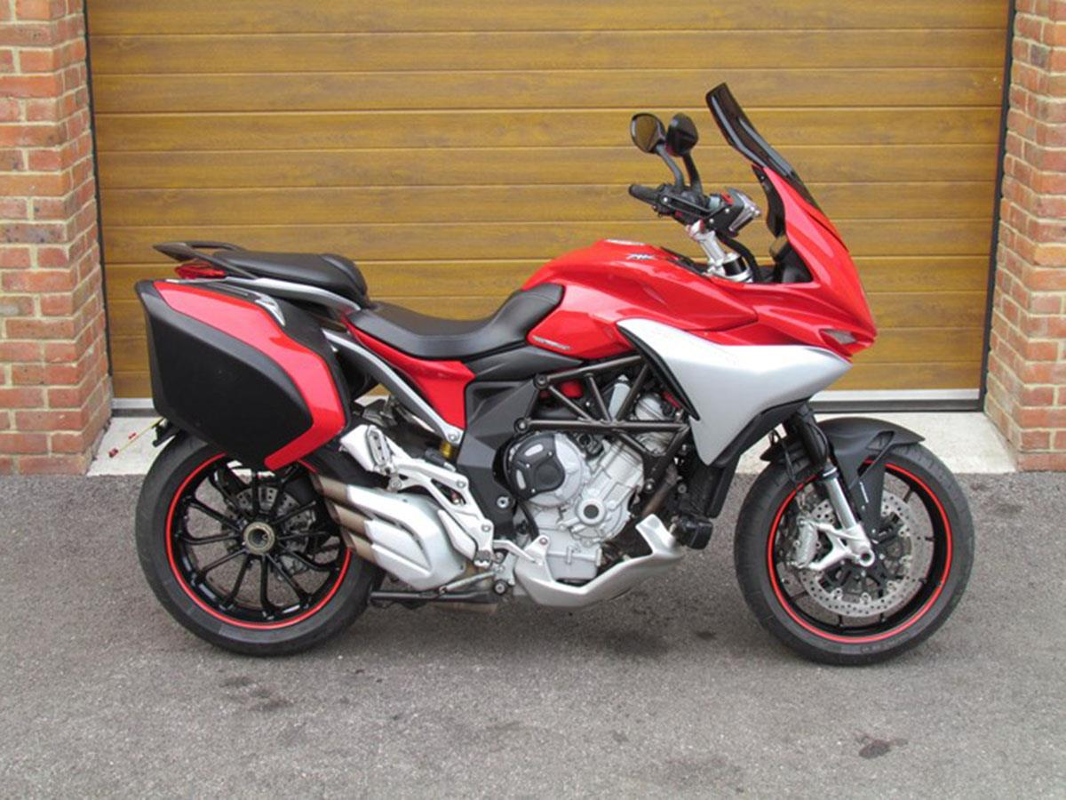 MV Agusta Turismo Veloce 800 for sale