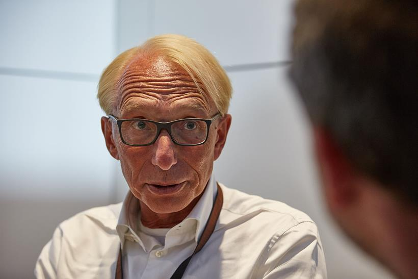 Karl Victor Schaller, Head of Engineering at BMW Motorrad