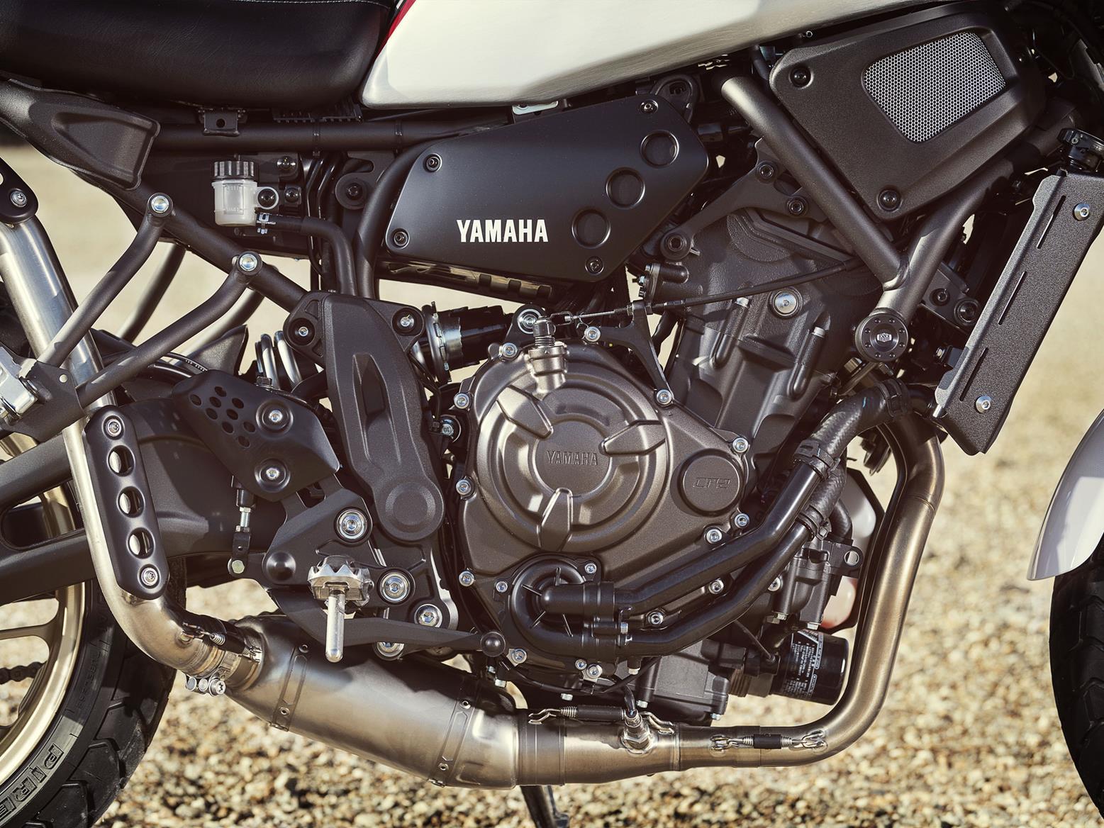 Yamaha XSR XTribute engine