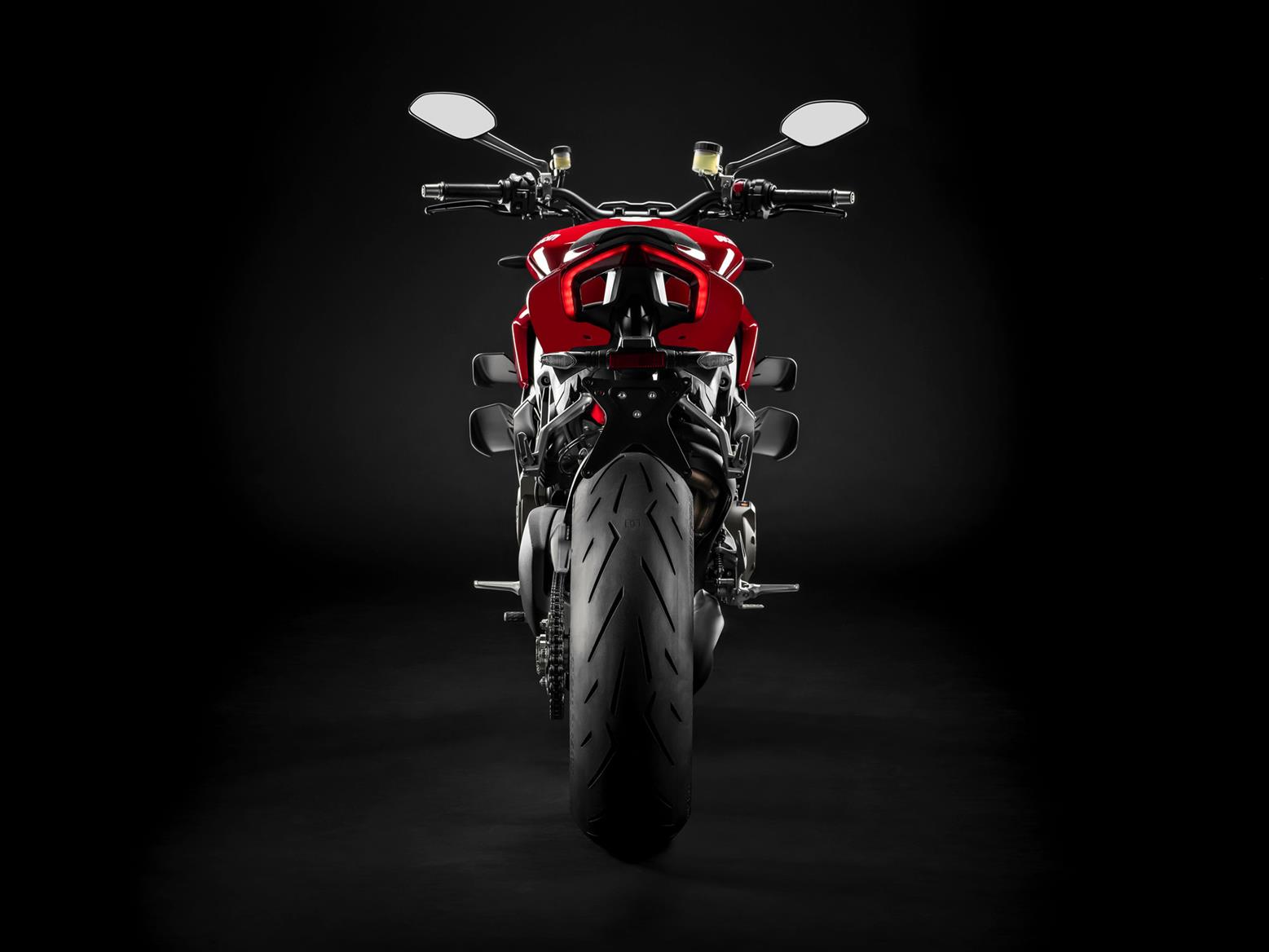 Ducati Streetfighter V4 tail end