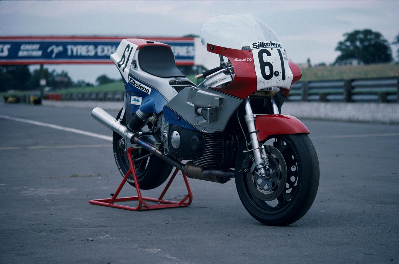 Norton rotary racer prototype