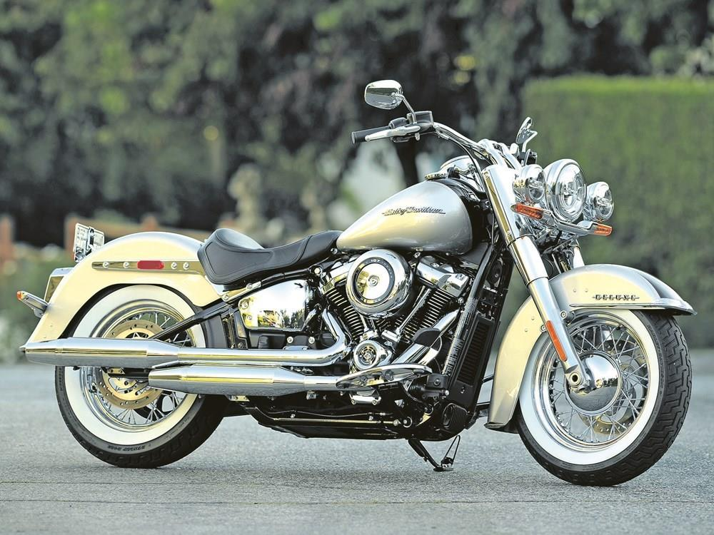 Harley-Davidson Deluxe FLDE