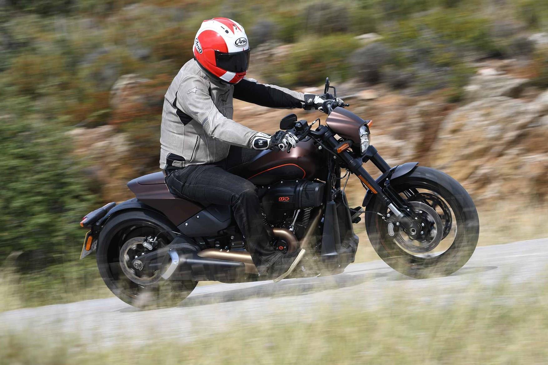 Harley-Davidson FDXR