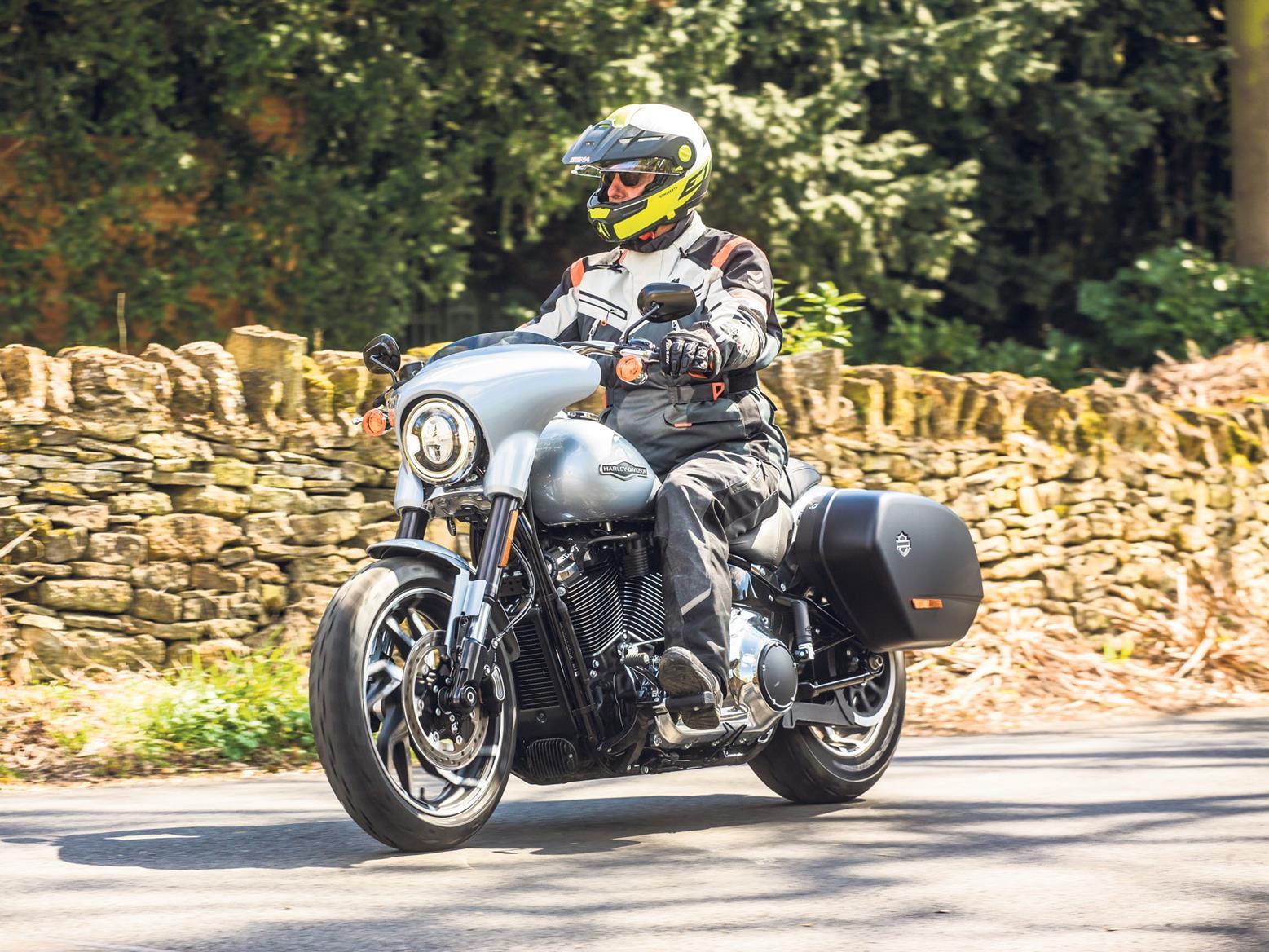 Harley-Davidson Softail Sport Glide