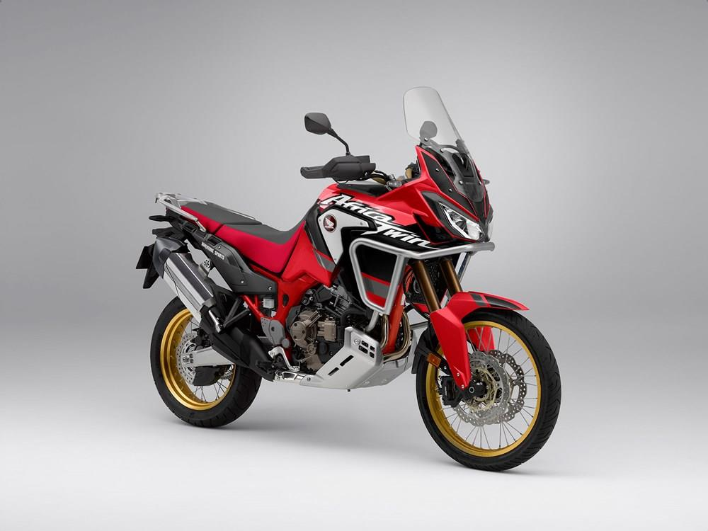 Honda Africa Twin render by AutoBy renders