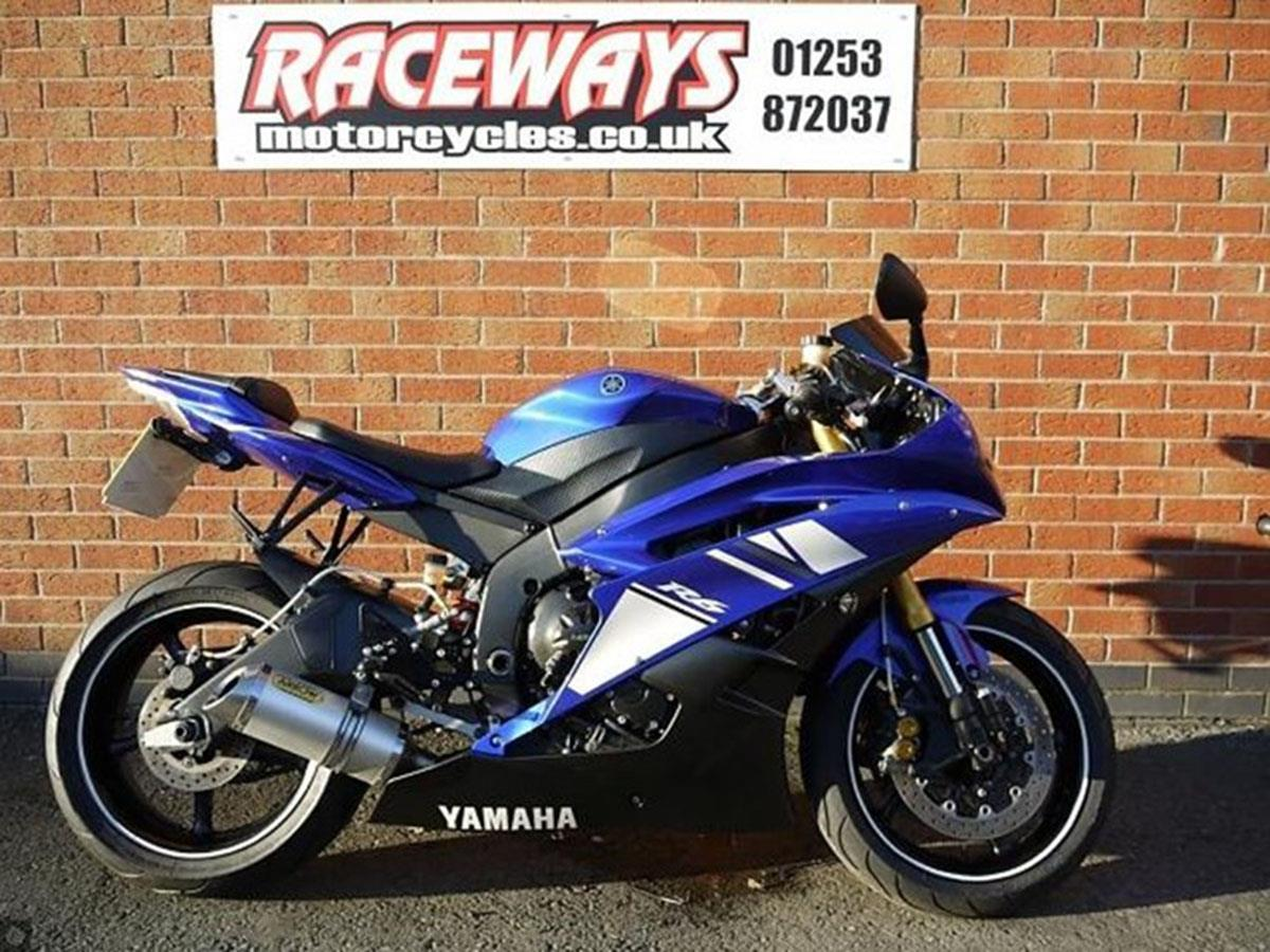 2007 Yamaha R6 for sale