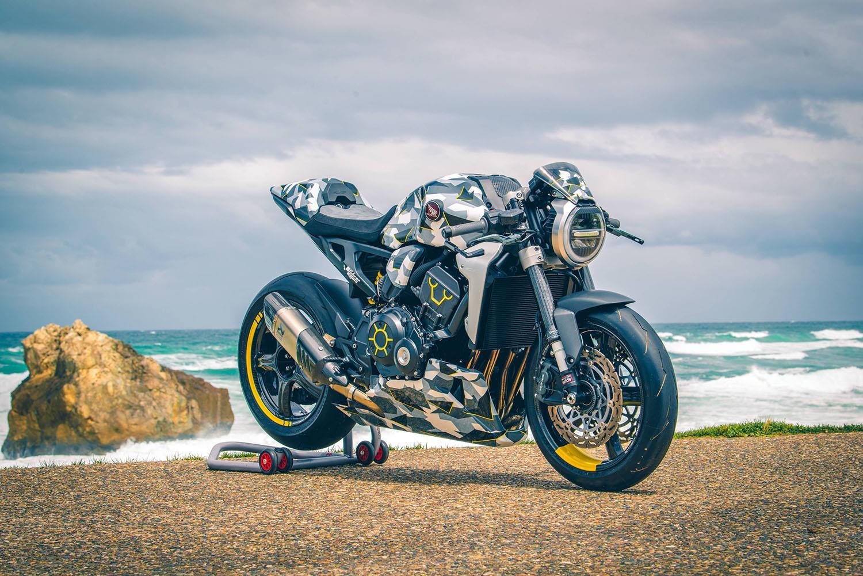 Honda CB1000R-adical