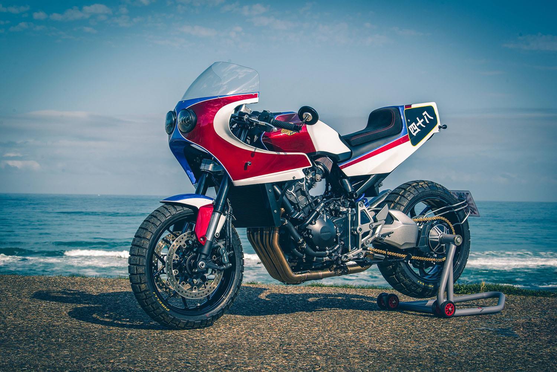 Honda CB1000R Dirt Endurance