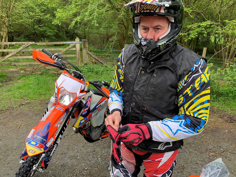 John McGuinness KTM
