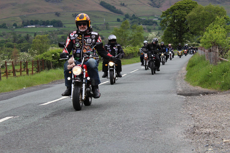 Northern Ningers convoy