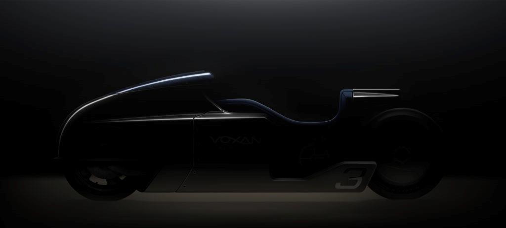The Voxan Wattman design