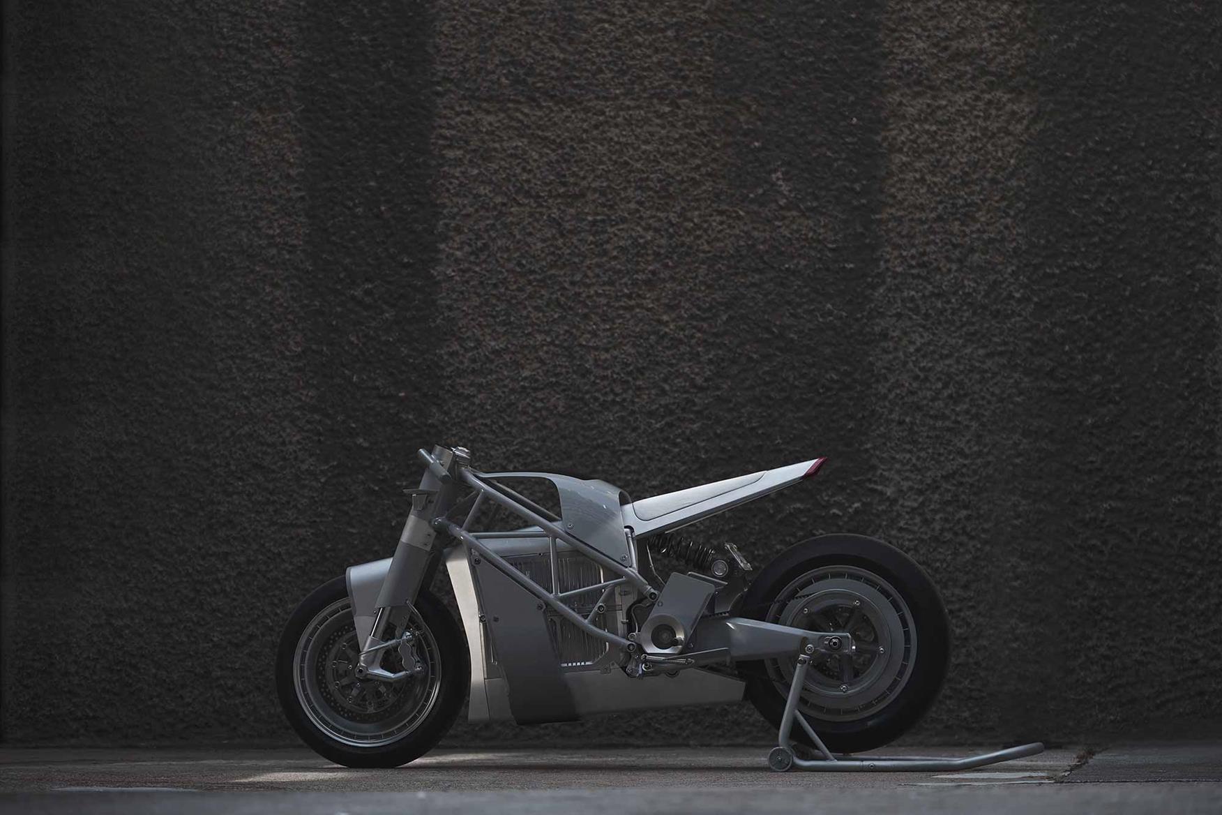 Zero XP bodywork. Credit: Ludovic Robert