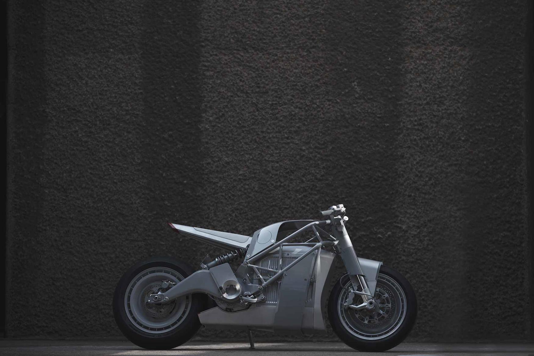 Zero XP custom side view. Credit: Ludovic Robert.