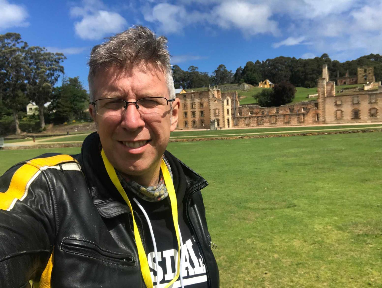 Visiting Port Arthur